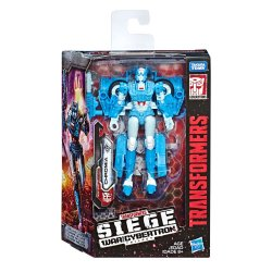 Transformers: War for Cybertron: Siege Voyager – Chromia