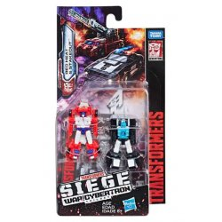 Transformers: War for Cybertron: Siege Micromasters - Red Heat & Stakeout