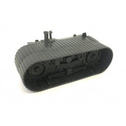 Action Force GI Joe - H.A.V.O.C. Right Caterpillar Track