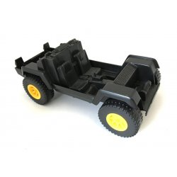 GI Joe - Tiger Sting Chassis & Wheels (Sahara EU)
