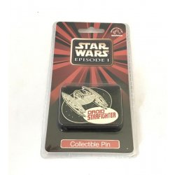 Star Wars: Episode 1 - Droid Starfighter Metal Collector's Pin