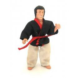 Ninja Samurai And His Combat Master - Ninja Samurai