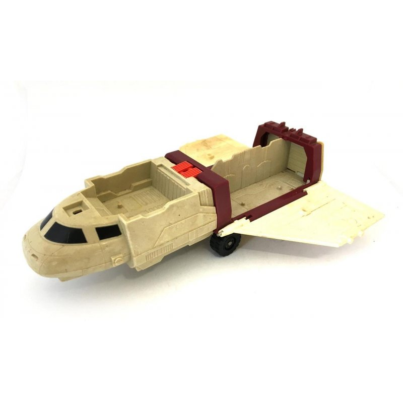 Transformers G1: Micromasters – Autobot Headquarters Space Shuttle
