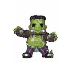 Overwatch Super Sized POP! Vinyl Figure Roadhog Junkenstein's Monster Hot Topic Exclusive 15 cm