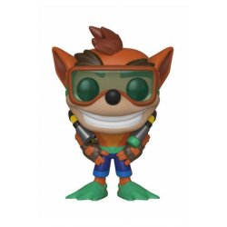 Crash Bandicoot POP! Games Vinyl Figure Scuba Crash 9 cm