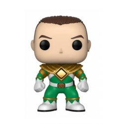 Power Rangers POP! TV Vinyl Figure Green Ranger (No Helmet) 9 cm