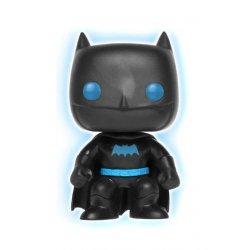 DC Comics POP! Heroes Vinyl Figure Batman Silhouette GITD 9 cm