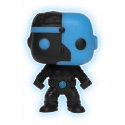 Justice League Movie POP! Movies Vinyl Figure Cyborg Silhouette GITD 9 cm