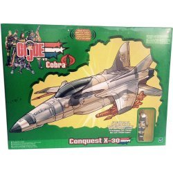 "Gi Joe vs Cobra - Conquest X-30 - Toys ""R"" Us Exclusive"