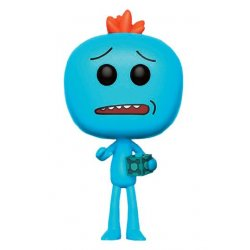 Rick and Morty POP! Animation Vinyl Figure Mr. Meeseeks with Box 9 cm