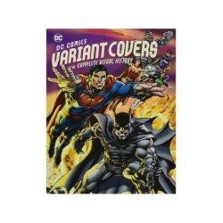 DC Comics Art Book Variant Covers