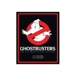 Ghostbusters Art Book The Ultimate Visual History