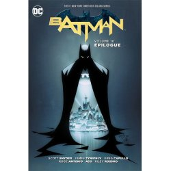 DC Comics Comic Book Batman Vol. 10 Epilogue by Scott Snyder english