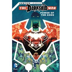 DC Comics Comic Book Justice League The Darkseid War Power Of The Gods by Geoff Johns english