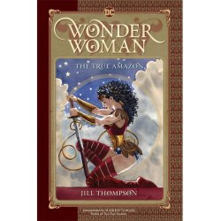 DC Comics Comic Book Wonder Woman The True Amazon by Jill Thompson english