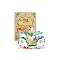 Disney Princess 3D Pop-Up Book A Magical Pop-Up World