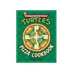 Teenage Mutant Ninja Turtles Cookbook Pizza Cookbook