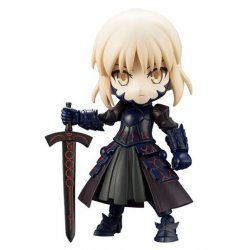 Fate/Grand Order Cu-Poche Action Figure Saber / Altria Pendragon (Alter) Casual Ver. 11 cm