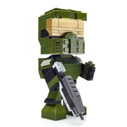 Halo Mega Construx Kubros Construction Set Master Chief