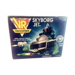 VR Troopers - Skyborg Jet