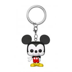 Mickey Maus 90th Anniversary Pocket POP! Vinyl Keychain Mickey Mouse 4 cm