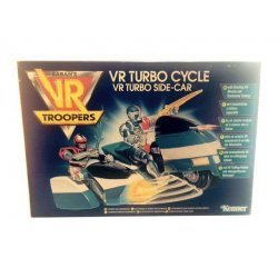 VR Troopers - Turbo Side Cycle