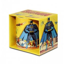 Gotham City Batman Coffee Mug