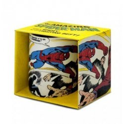 Spider-Man – Fighting Coffee Mug