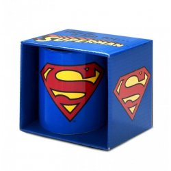 Superman Logo Coffee Mug