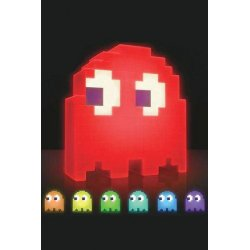 Pac-Man LED-Lamp Ghost