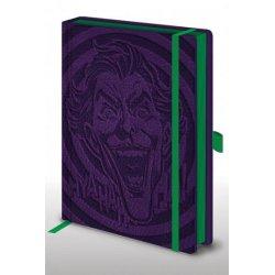 DC Comics Premium Notebook – The Joker