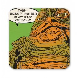 Star Wars - Jabba the Hut Coaster