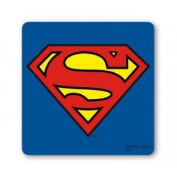 Superman – Logo Coaster