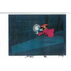 Masters of the Universe Orko Animation Cell