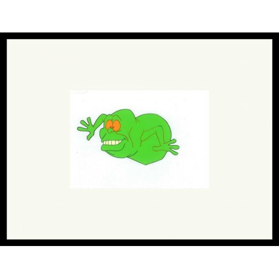 Masters of the Universe Slimer Animation Cell