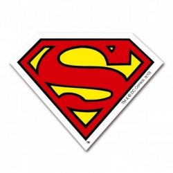 Superman – Logo Magnet