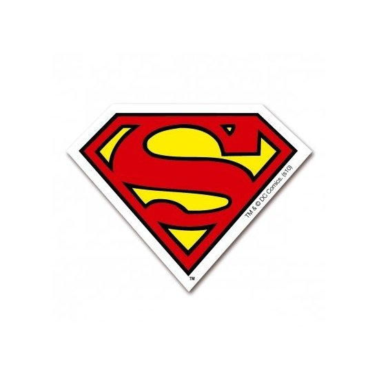 Superman – Logo Magnet
