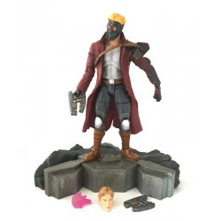Marvel Select: Guardians Of The Galaxy Star Lord Disney Store Exclusive