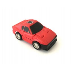 Transformers G1 Throttlebots: Chase