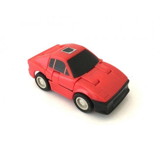 Transformers G1 Throttlebots: Chase