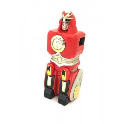 Power Rangers: Mighty Morphin – Deluxe Movie Edition Ninja Megazord Red Ape