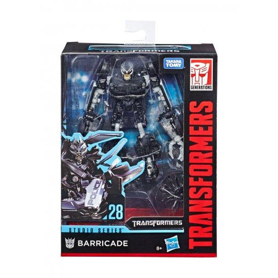 Transformers Studio Series Deluxe Class Barricade (Transformers)