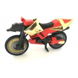 Power Rangers: Wild Force – Red Savage Cycle Body