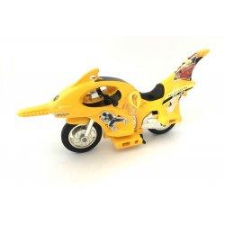 Power Rangers: Mighty Morphin – Yellow Ranger's Shark Cycle
