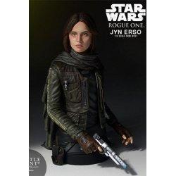 Star Wars Rogue One Bust 1/6 Jyn Erso (Seal Commander) 16 cm