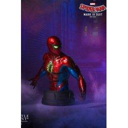 Marvel Bust 1/6 Spider-Man Mark IV Suit 16 cm