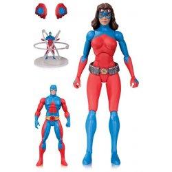 DC Comics Icons Action Figure Atomica (Forever Evil) 15 cm