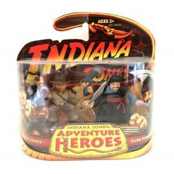 Indiana Jones - Adventure Heroes - Indiana Jones and Cairo Swordsman