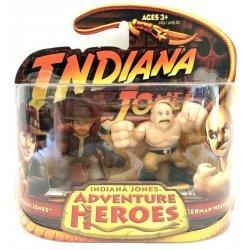 Indiana Jones - Adventure Heroes - Indiana Jones and German Machanic