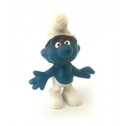 Smurfs - Brainy Smurf (Red Glasses)